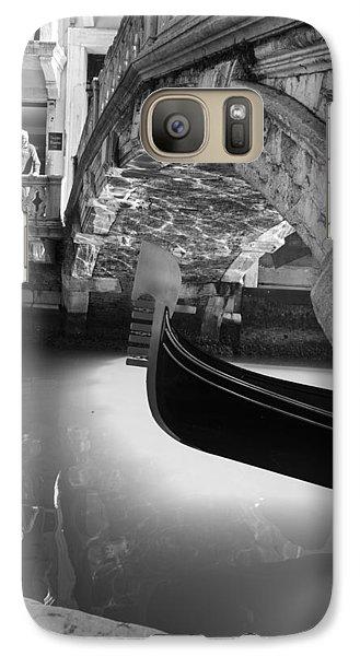 Galaxy Case featuring the photograph Venetian Daily Scene by Yuri Santin