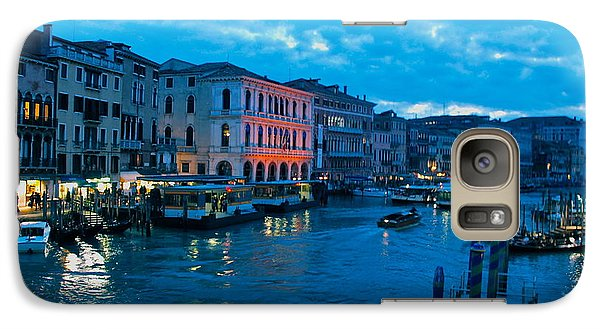 Galaxy Case featuring the photograph Venice Evening by Eric Tressler