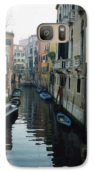 Galaxy Case featuring the photograph Venice by Marna Edwards Flavell