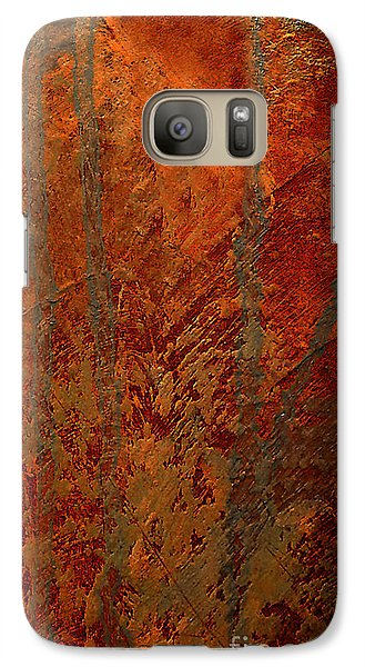 Galaxy Case featuring the mixed media Venice by Michael Rock