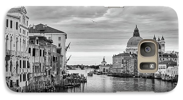 Galaxy Case featuring the photograph Venice Morning by Richard Goodrich
