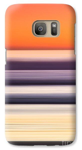 Venice Steps  -  1 Of 3 Galaxy Case by Sean Davey