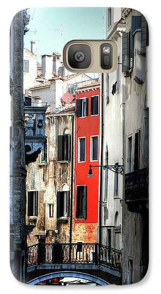 Galaxy Case featuring the photograph Venice Xx by Tom Prendergast