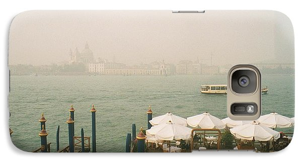 Galaxy Case featuring the photograph Venise by Jan Daniels