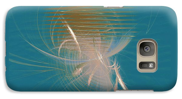 Venus Born Out Of The Sea Galaxy S7 Case