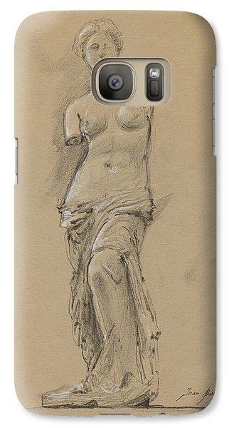 Venus De Milo Galaxy S7 Case