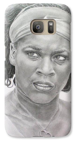Venus Williams Galaxy S7 Case