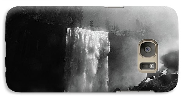 Vernal Fall And Mist Trail Galaxy S7 Case