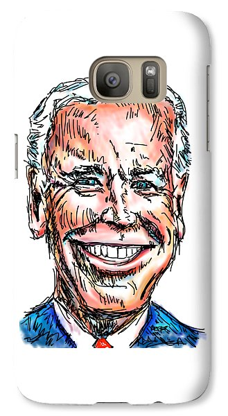 Vice President Joe Biden Galaxy S7 Case