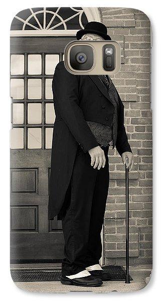 Victorian Dandy Galaxy S7 Case