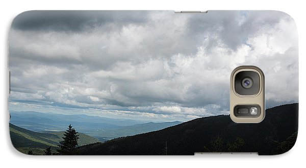 Galaxy Case featuring the photograph View From Mount Washington  by Suzanne Gaff