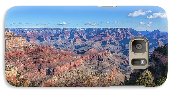 Galaxy Case featuring the photograph View From The South Rim by John M Bailey
