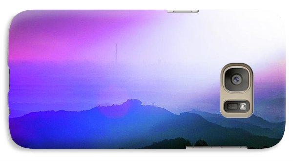 View Point Galaxy S7 Case by Tatsuya Atarashi