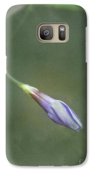 Flowers Galaxy S7 Case - Vinca by Priska Wettstein