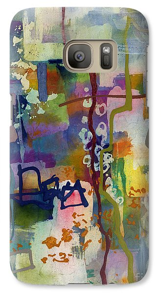 Galaxy Case featuring the painting Vintage Atelier 2 by Hailey E Herrera