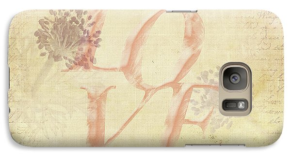 Galaxy Case featuring the photograph Vintage Love by Caitlyn Grasso