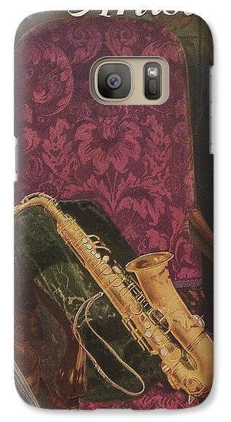 Vintage Poster Galaxy S7 Case