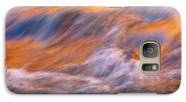 Galaxy Case featuring the photograph Virgin River Voodoo by Mike Lang