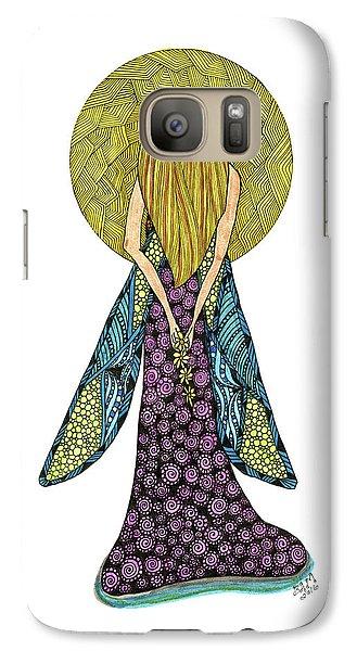 Virgo Galaxy S7 Case