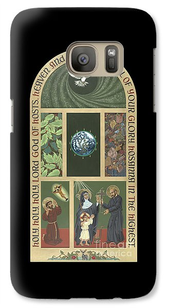Viriditas - Finding God In All Things Galaxy S7 Case