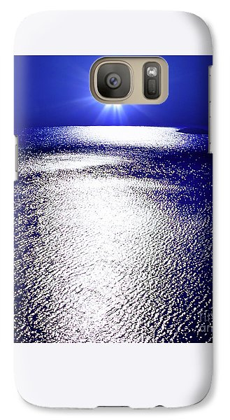 Virtual Sea Galaxy S7 Case