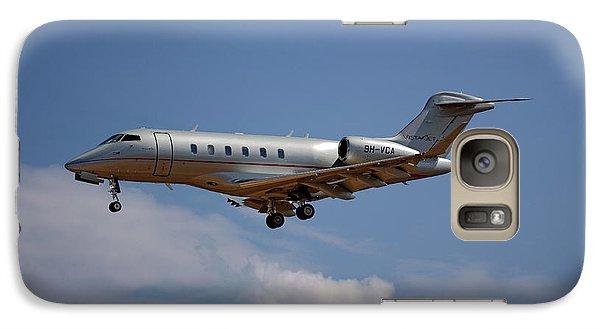 Jet Galaxy S7 Case - Vista Jet Bombardier Challenger 300 4 by Smart Aviation