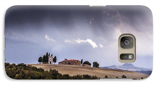 Galaxy Case featuring the photograph Vitaleta Chapel by Yuri Santin
