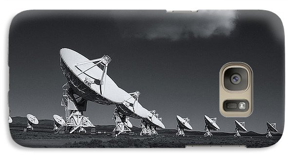 Galaxy Case featuring the photograph VLA by Carolyn Dalessandro