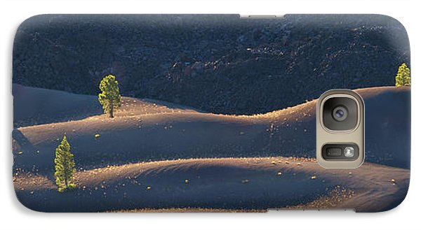Galaxy Case featuring the photograph Volcanic by Dustin LeFevre