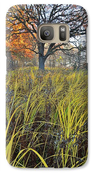 Galaxy Case featuring the photograph Volo Bog Natural Area by Ray Mathis