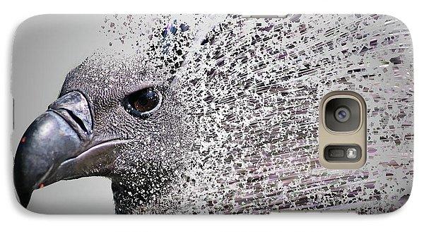 Vulture Break Up Galaxy S7 Case