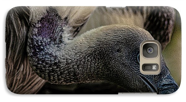 Griffon Galaxy S7 Case - Vulture by Martin Newman