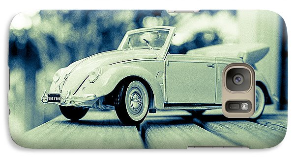 Vw Beetle Convertible Galaxy S7 Case