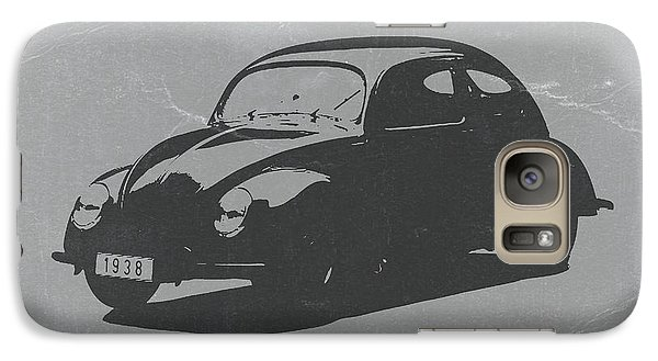 Beetle Galaxy S7 Case - Vw Beetle by Naxart Studio