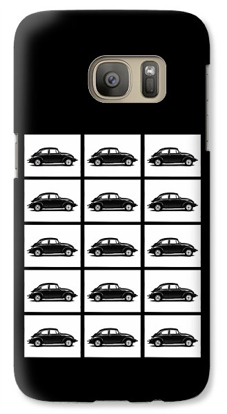 Vw Theory Of Evolution Galaxy S7 Case by Mark Rogan