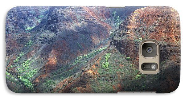 Waimea Canyon Galaxy S7 Case