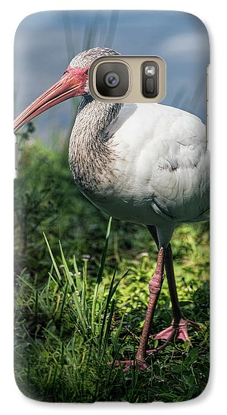 Walk On The Wild Side  Galaxy S7 Case by Saija Lehtonen