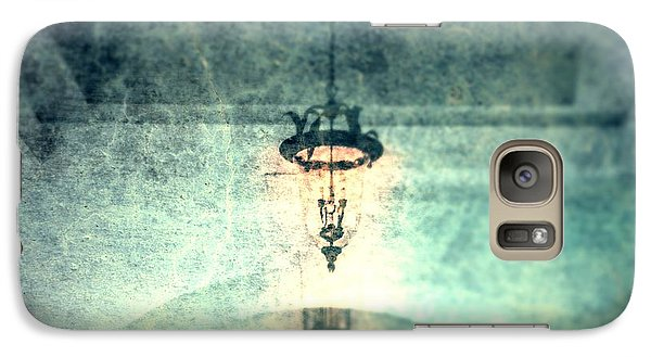 Galaxy Case featuring the photograph Walkin' Home  by Mark Ross