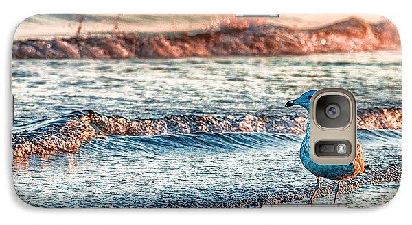 Animals Galaxy S7 Case - Walking On Sunshine by Mathias Janke