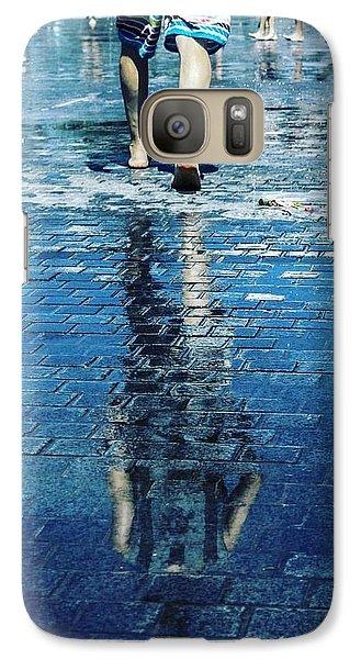 Galaxy S7 Case - Walking On The Water by Nerea Berdonces Albareda