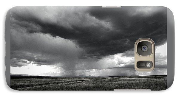 Walking Rain Galaxy S7 Case