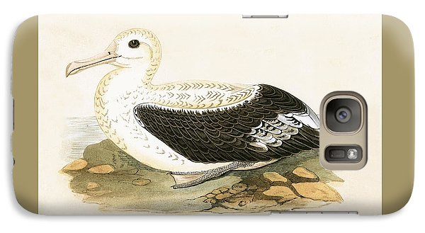 Wandering Albatross Galaxy S7 Case