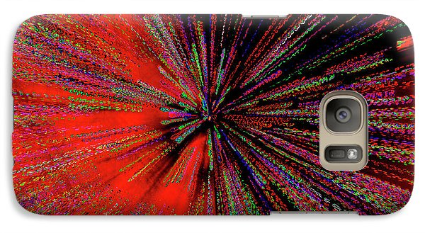 Galaxy Case featuring the photograph Warp Drive Mr Scott by Tony Beck
