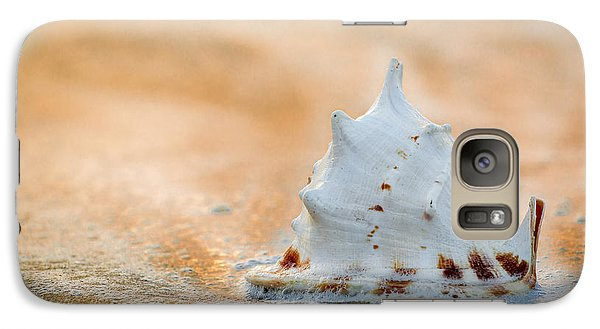 Galaxy Case featuring the photograph Washed Up by Sebastian Musial