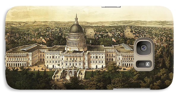 Washington City 1857 Galaxy Case by Jon Neidert