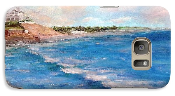 Watch Hill Beach Galaxy S7 Case