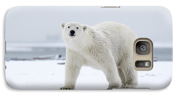 Watchful In The Arctic Galaxy S7 Case