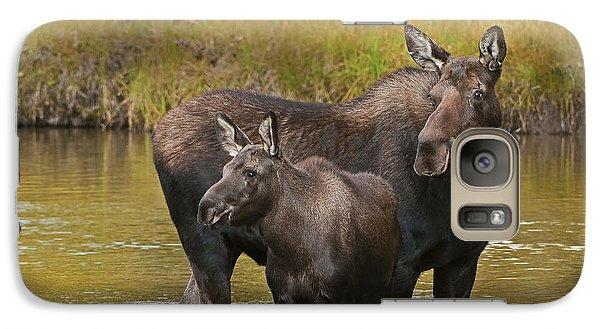 Watchful Moose Galaxy S7 Case