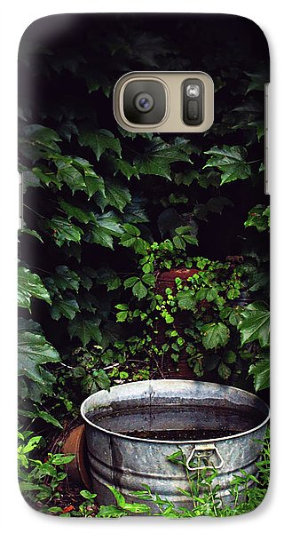 Galaxy Case featuring the photograph Water Bearer by Jessica Brawley