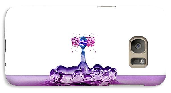 Water-king Galaxy S7 Case by Mathias Janke